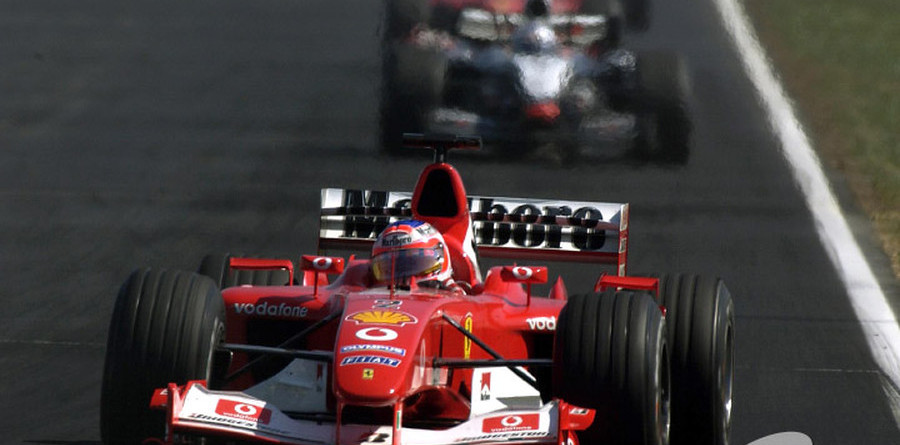 Ferrari finds cause of Barrichello crash
