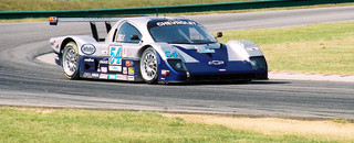 Grand-Am Pilgrim, Borcheller win VIR 400