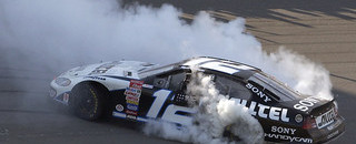 NASCAR Sprint Cup Newman impervious to