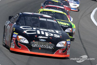 BUSCH: Kahne wins first career race