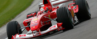Schumacher better than ever in 2004