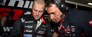 Minardi signs Bruni as race driver for 2004