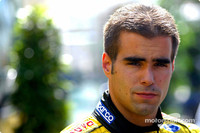 Minardi offers Baumgartner second seat