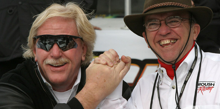 Yates and Roush team up for success