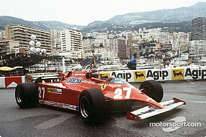 Remembering Gilles Villeneuve