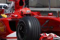 Schumacher leads Ferrari victory in Spanish GP