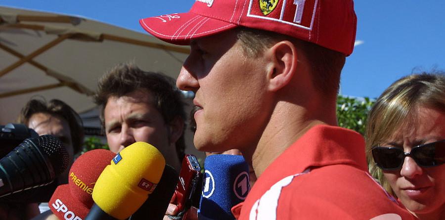 Schumacher confident for Indy