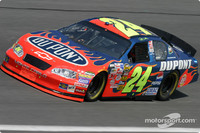 Hendrick cars sweep MIS qualifying