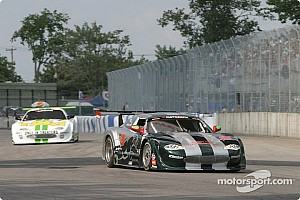 Trans-Am Gentilozzi on top step at Trois-Rivieres