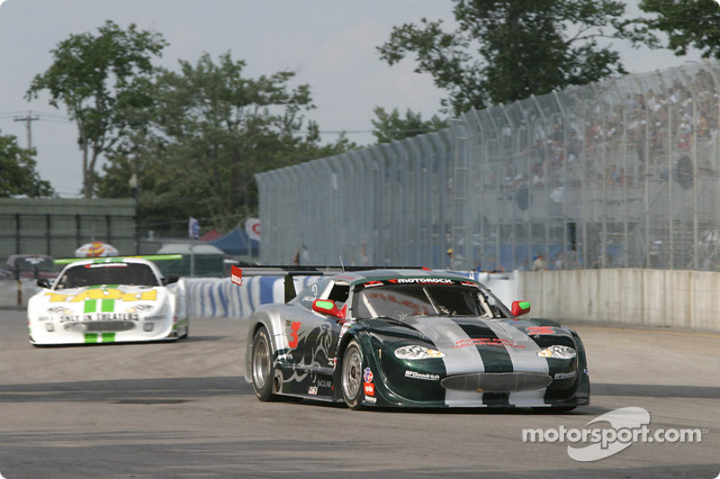 Gentilozzi on top step at Trois-Rivieres