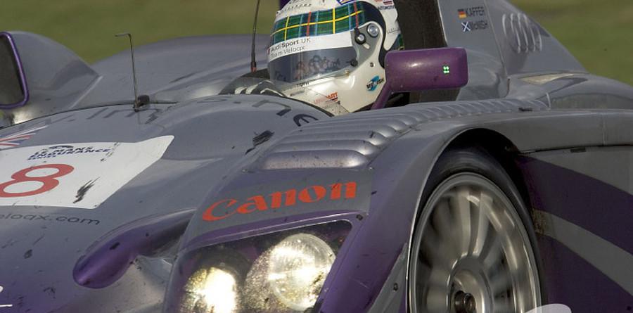 McNish and Kaffer win at Silverstone