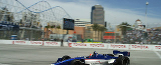 IndyCar CHAMPCAR/CART: High tech meets high speed