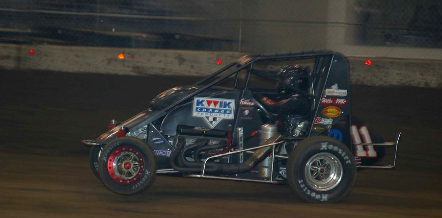 Hines takes 2005 Chili Bowl title