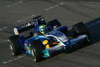 Sauber rolls out the C24