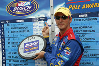 BUSCH: Local driver driver Goeters wins Mexico City pole