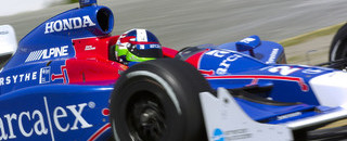 IRL: Franchitti tops charts in Sonoma