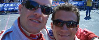 Le Mans Marino Franchitti Le Mans diary: take two