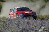 Loeb back on form on Acropolis Rally