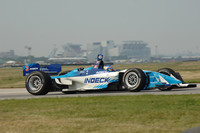 CHAMPCAR/CART: Tracy lands the pole in Cleveland