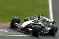 Montoya takes first win of season at British GP