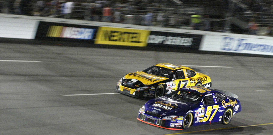 Busch leads Roush sweep at Richmond