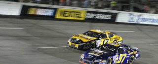 NASCAR Sprint Cup Busch leads Roush sweep at Richmond