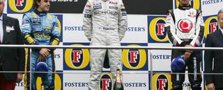 Raikkonen wins typically unpredictable Belgian GP