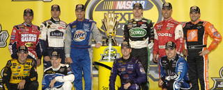 NASCAR Sprint Cup Chase field lacks buzz
