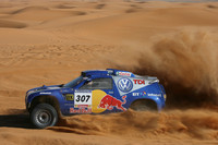 Sainz back in the Dakar lead