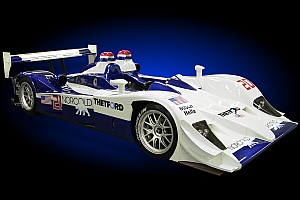 New look for Dyson Racing