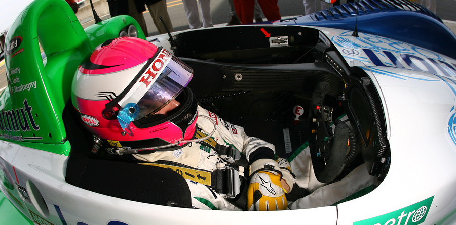 Pescarolo speeds away in first 24H tests