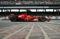 Ferrari sets the pace in US GP final practice