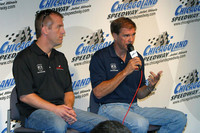 Evernham's Cup garage disappearing act