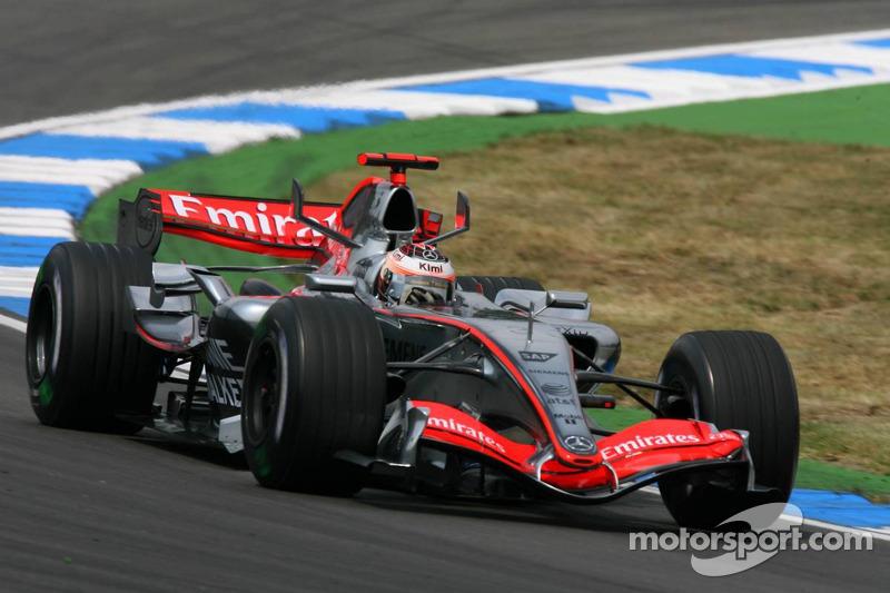 A lap of Hungary with Raikkonen