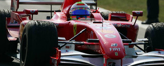 Formula 1 Massa fastest at Monza testing