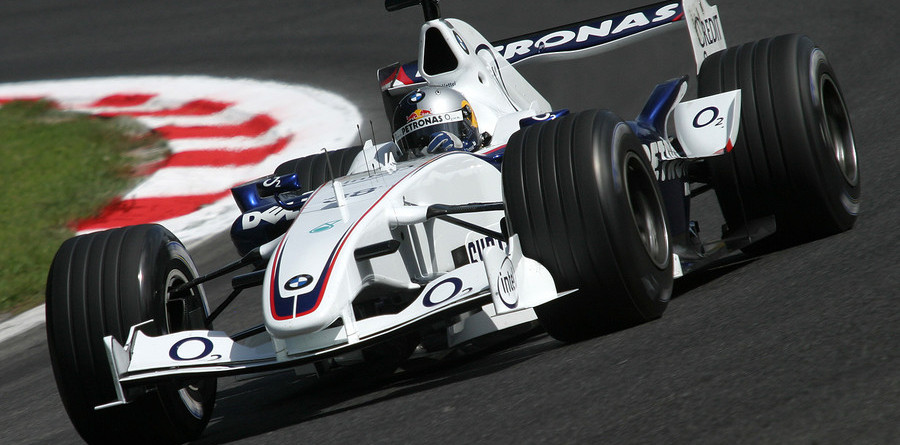 BMW Sauber leads in Italian GP first practice