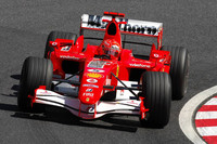 Schumacher sets sights on Brazil one-two