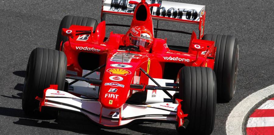 Schumacher sets sights on Brazil one-two