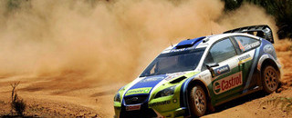 Hirvonen consolidates Rally Australia lead