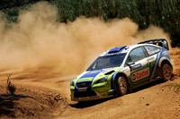 Hirvonen consolidates Rally Australia lead