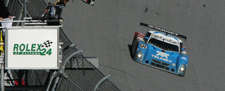 Grand-Am Montoya, Pruett, and Duran win Daytona 24