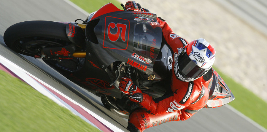 Edwards shows the pace in Qatar test day two