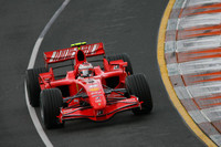 Untouchable Raikkonen wins Australian GP