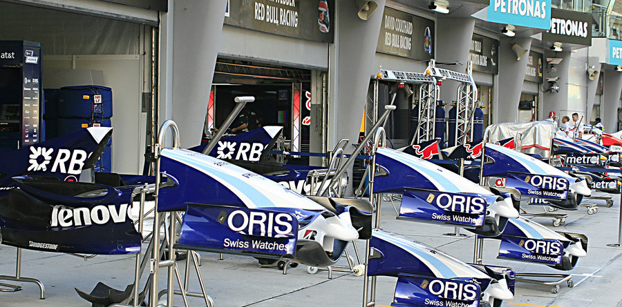 Weekend of contrasts for Williams