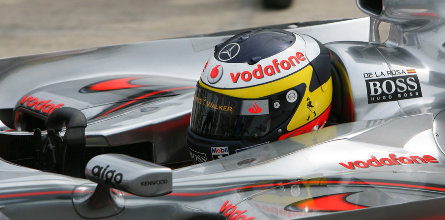 McLaren ends Monza test on top