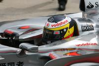 McLaren ends Monza test on top