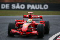 Massa fastest in Brazilian GP final practice