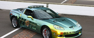 IRL: Dual pace cars to lead Indy '08 field