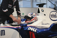 CHAMPCAR/CART: Rahal had fun in Vegas with BMW Sauber