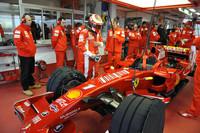 Raikkonen, Massa confident in the F2008